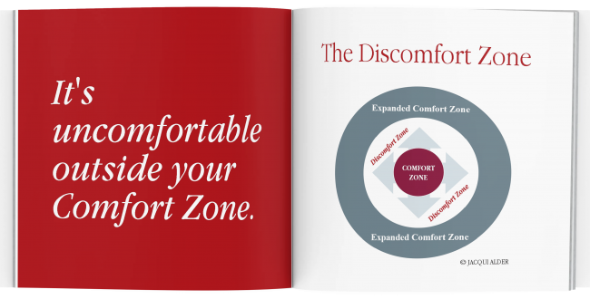Little Coaching Book of Self-Confidence Sample Pages