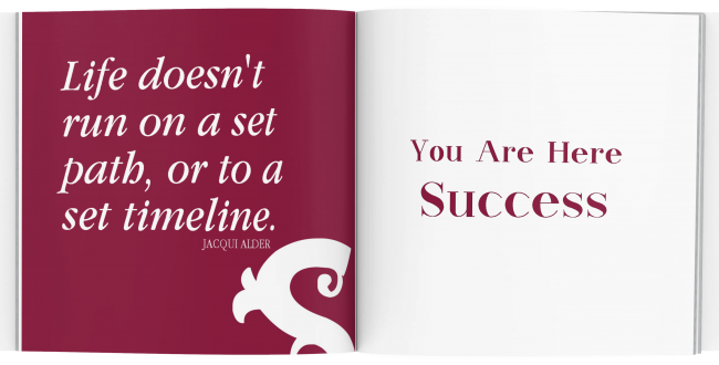 Little Coaching Book of Success Sample Pages